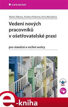 Obálka titulu Vedení nových pracovníků v ošetřovatelské praxi