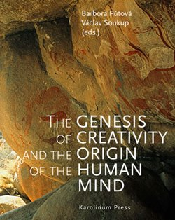 Obálka titulu The Genesis of Creativity and the Origin of the Human Mind
