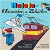 Obálka knihy O Picimínkovi a Vlakáčkovi