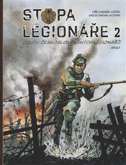 Obálka titulu Stopa legionáře II.