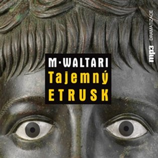 Tajemný Etrusk - Mika Waltari   Booksquad.ink