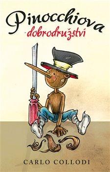 Obálka titulu Pinocchiova dobrodružství