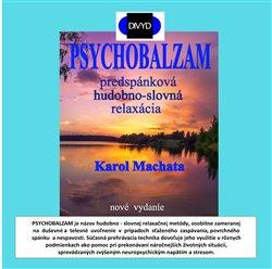 Obálka titulu Psychobalzam
