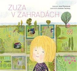 Obálka titulu Zuza v zahradách