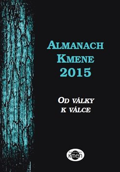Obálka titulu Almanach Kmene 2015