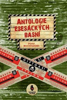 Obálka titulu Antologie esesáckých básní