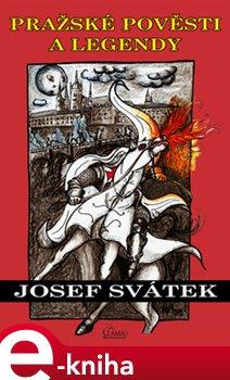 Obálka titulu Pražské pověsti a legendy