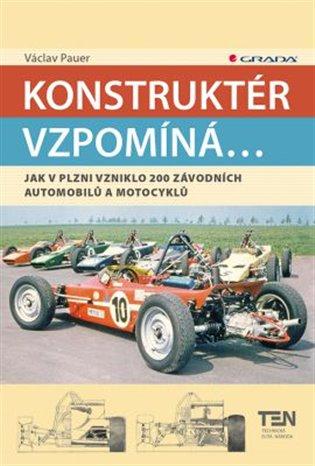 Konstruktér vzpomíná...:Jak v Plzni vzniklo 200 závodních aut a motocyklů - Václav Pauer | Replicamaglie.com