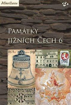 Obálka titulu Památky jižních Čech 6