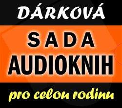 Obálka titulu Dárková sada audioknih