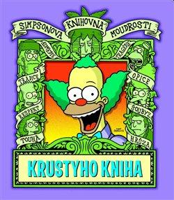 Obálka titulu Simpsonova knihovna moudrosti: Krustyho kniha