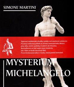 Obálka titulu Mysterium Michelangelo