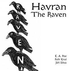 Obálka titulu Havran/The Raven