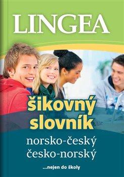 Obálka titulu Norsko-český /  česko-norský šikovný slovník