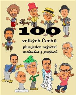 Obálka titulu 100 velkých Čechů plus jeden největší
