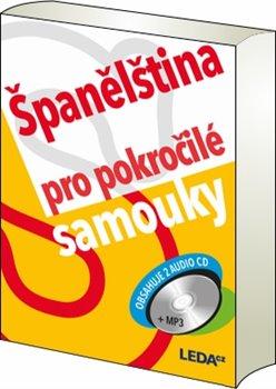 Obálka titulu Španělština pro pokročilé samouky