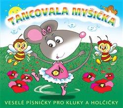 Obálka titulu Tancovala myšička