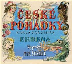 Obálka titulu České pohádky (Karel Jaromír Erben)