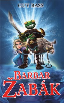 Obálka titulu Barbar Žabák