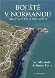 Obálka knihy Bojiště v Normandii