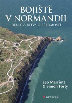 Obálka titulu Bojiště v Normandii