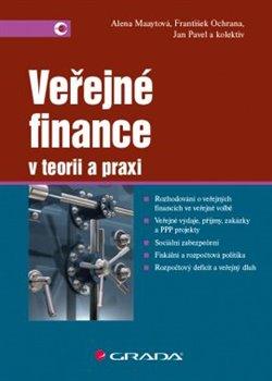 Obálka titulu Veřejné finance
