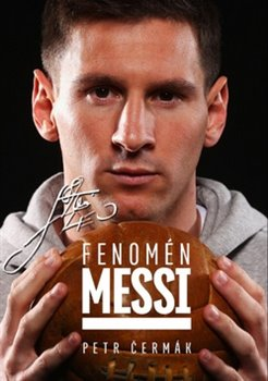Obálka titulu Fenomén Messi
