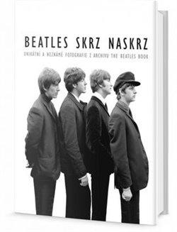 Obálka titulu Beatles skrz naskrz