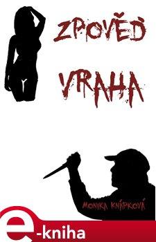 Obálka titulu Zpověď vraha