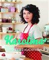 Obálka knihy Karolína - Domácí kuchařka - Štěstí z kuchyně