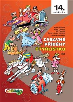 Obálka titulu Zábavné příběhy Čtyřlístku