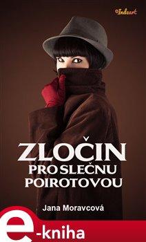 Obálka titulu Zločin pro slečnu Poirotovou