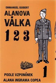 Obálka titulu Alanova válka I. - III.