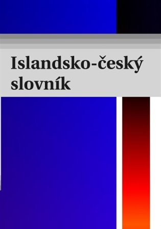 Islandsko-český slovník - Vojtěch Kupča | Booksquad.ink
