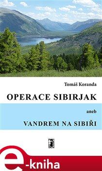 Obálka titulu Operace Sibirjak