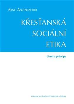 Obálka titulu Křesťanská sociální etika