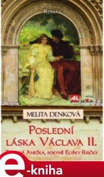 Obálka titulu Poslední láska Václava II.