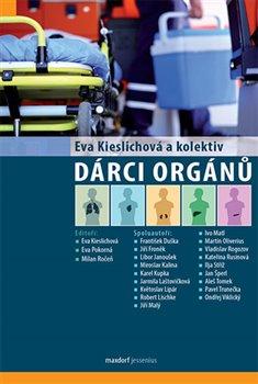 Obálka titulu Dárci orgánů