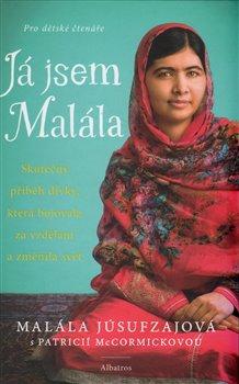 Obálka titulu Já jsem Malála