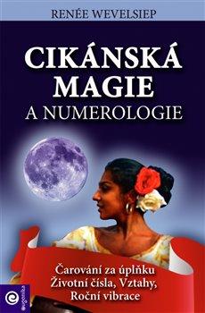 Obálka titulu Cikánská magie a numerologie