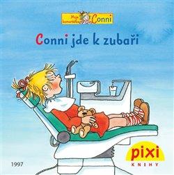 Obálka titulu Conni jde k zubaři