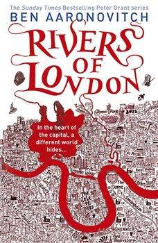 Obálka titulu Rivers of London
