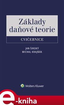 Obálka titulu Základy daňové teorie - cvičebnice