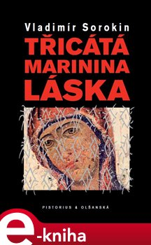 Obálka titulu Třicátá Marinina láska