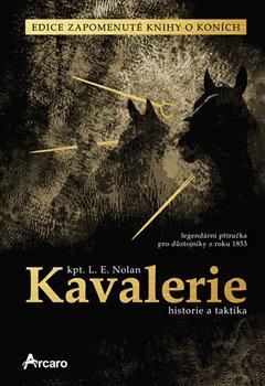 Obálka titulu Kavalerie – historie a taktika
