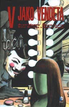 Obálka titulu V jako Vendeta