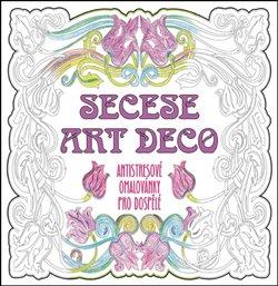 Obálka titulu Secese Art deco