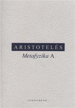 Obálka titulu Metafyzika A