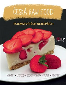 Obálka titulu Česká raw food