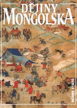 Obálka titulu Dějiny Mongolska